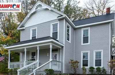 Champion Windows Home Exteriors Of Tulsa 5899 S Garnett Rd Tulsa