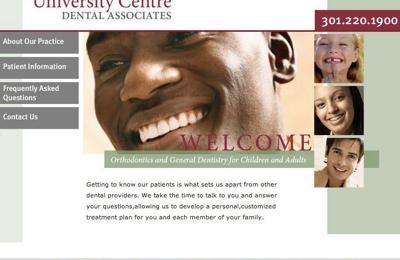 University Centre Dental Associates - Greenbelt, MD