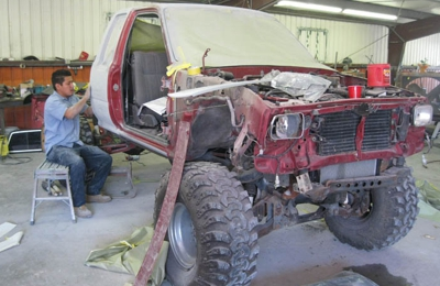 Custom Auto II Collision Repair - Pearland, TX