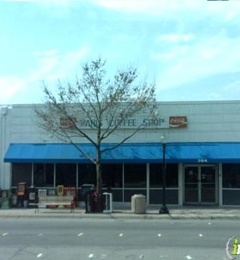 Paris Coffe Shop - Fort Worth, TX
