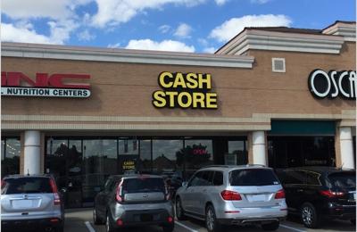 Cash Store - Dallas, TX