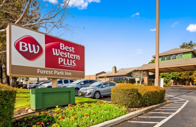 Best Western Plus Forest Park Inn - Gilroy, CA
