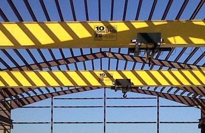 F&G Cranes - Terrell, TX