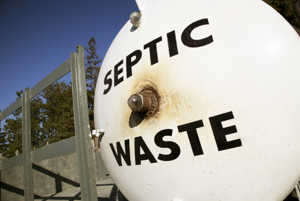septic waste