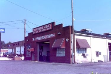 City Wrecker Service & Garage