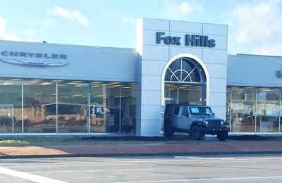 Fox Hills Chrysler Jeep - Plymouth, MI