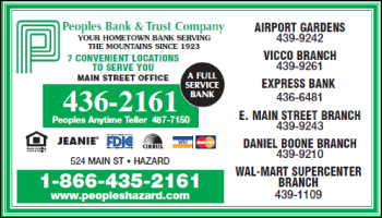peoples bank & trust co hazard ky