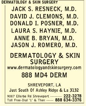 Dermatology Skin Surgery 9007 Ellerbe Rd Shreveport LA 71106