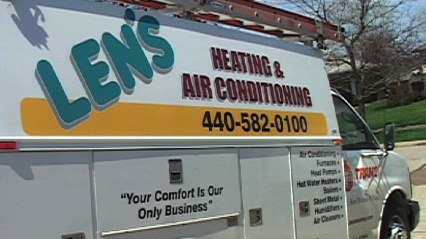 Len's Heating & Air Conditioning Inc.