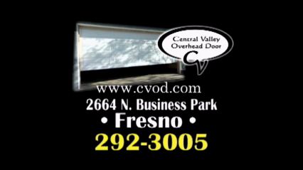 Incroyable Central Valley Overhead Door Inc. 2664 N Business Park Ave, Fresno, CA  93727   YP.com