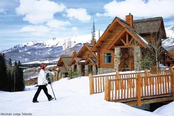 Mountain Lodge at Telluride in Telluride, CO