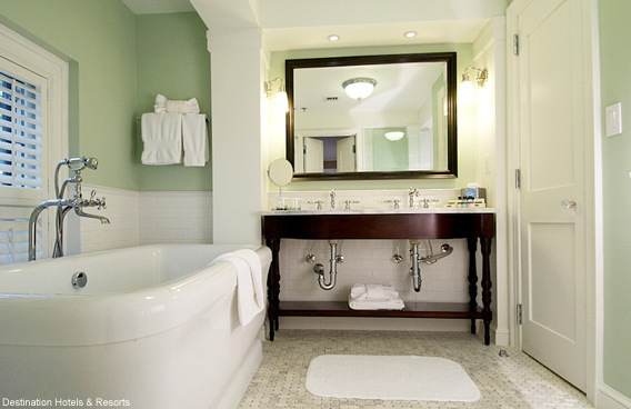 Bathroom Design Ideas - Carolina Inn