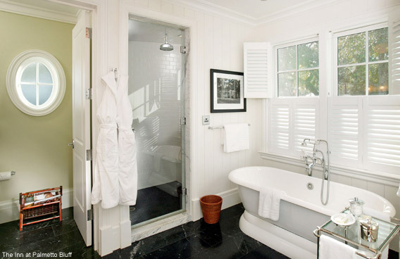 Bathroom Design Ideas - The Inn at Palmetto Bluff