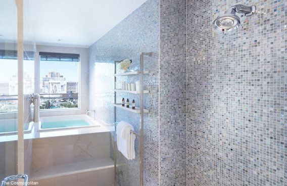 Bathroom Design Ideas - The Cosmopolitan Las Vegas
