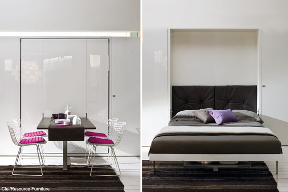 Resource Furniture - Clei - Ulisse Dining Bed