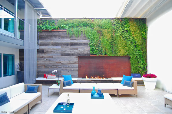 Bella Builders Living Wall System