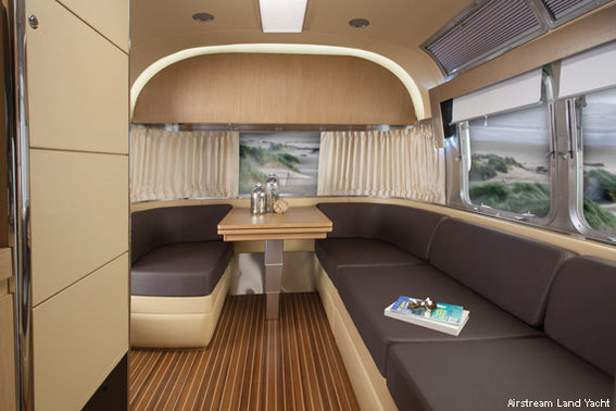 Airstream's Land Yacht
