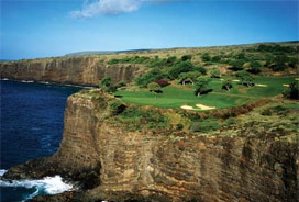 Challenge at Manele Bay Golf Course