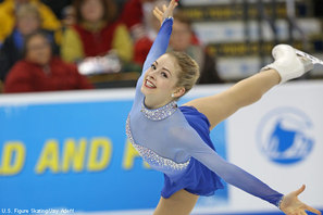2014 Sochi Olympian Figure Skater, Gracie Gold