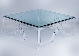 Ellis Table by Plexi-Craft
