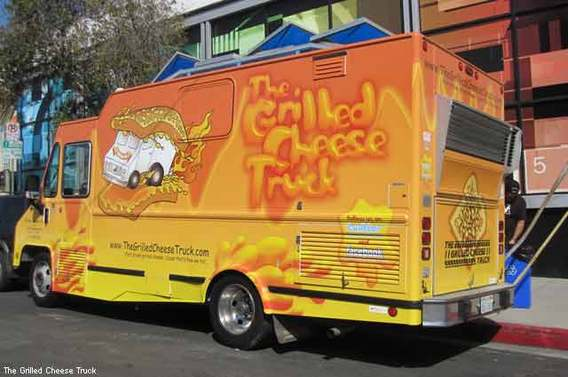 The Grilled Cheese Truck - Los Angeles, CA