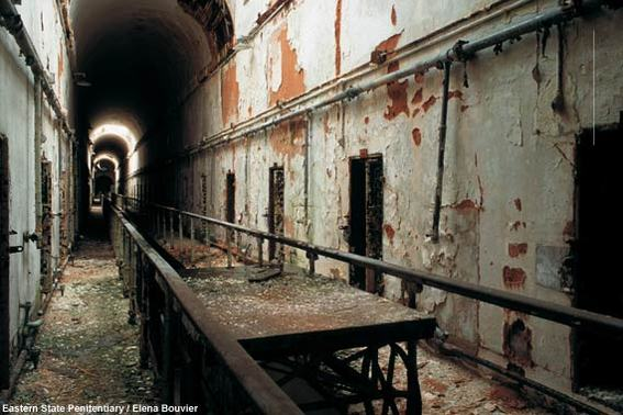 Eastern State Penitentiary Ghost Hunting