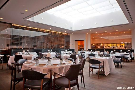 The New Spago Beverly Hills Interior