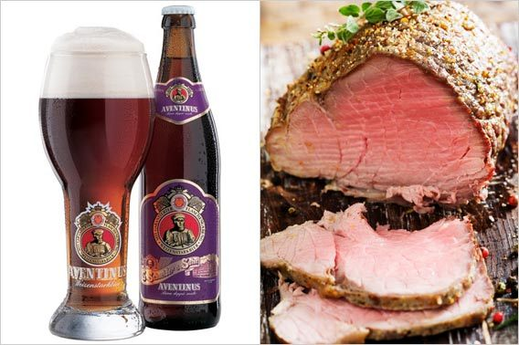 Holiday Beer Pairings: Aventinus