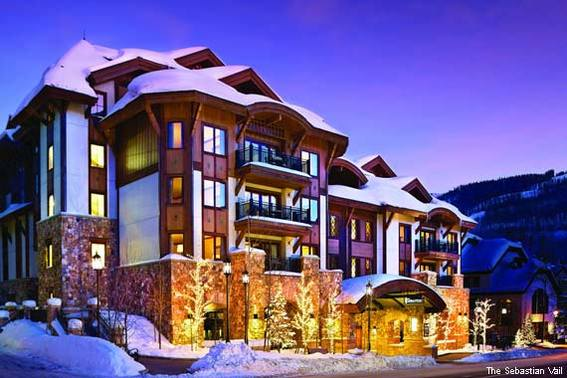 The Sebastian -Vail, CO
