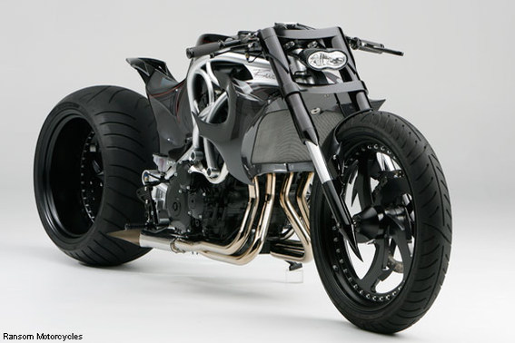 The Serpent By Ransom Motorcycles